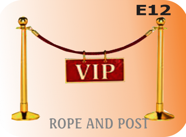Rope and Post image