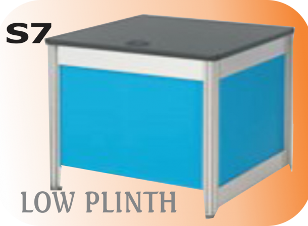 Low Plinth