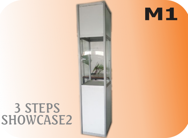 3 Steps Showcase